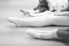 Un estudio de la danza Fotos de archivo