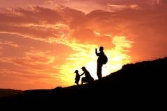 Un famille Photos libres de droits