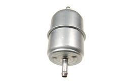 Un filtro de combustible de automóvil Fotografía de archivo libre de regalías