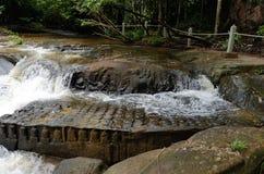 Un fiume di 1000 lingas Immagini Stock Libere da Diritti