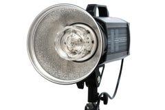 Un flash fotografico fotografia stock libera da diritti