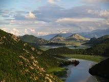 Un fleuve Image libre de droits