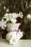 Decoraciones del Año Nuevo Fotos de archivo libres de regalías