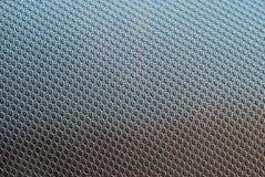Un fond détaillé élevé de texture de carbone pour votre message Image stock