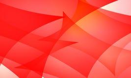 Un fond ombragé par rouge abstrait avec une sensation courbante ou de recourbement, fond, papier peint, illustration de vecteur illustration de vecteur