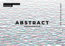Un fondo abstracto de la cubierta perfecto para su diseño gráfico del proyecto libre illustration