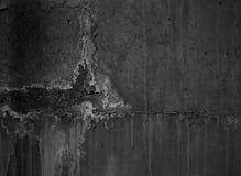 Un fondo abstracto del concreto del grunge Foto de archivo libre de regalías