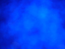 Un fondo azul Fotografía de archivo libre de regalías