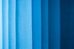 Un fondo azul abstracto Foto de archivo libre de regalías