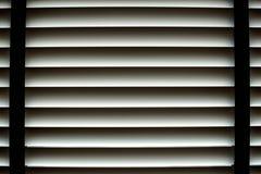 Fondo ciego del sol de aluminio Imagen de archivo libre de regalías