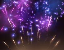 Un fondo da 2018 nuovi anni Vettore eps10 Immagine Stock
