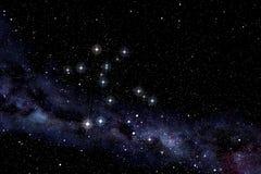 Constelación de Cerntaurus Imagen de archivo