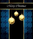 Un fondo di 2018 Buon Natale immagini stock libere da diritti