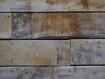 Un fondo di legno del modello Immagini Stock