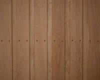 Un fondo di legno della parete Fotografia Stock Libera da Diritti