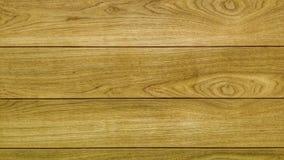 Un fondo di legno di bello colore marrone Fotografia Stock Libera da Diritti