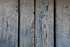 Un fondo di legno rustico con i toni metallici Fotografie Stock