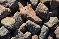 Un fondo di pietra di struttura fotografie stock