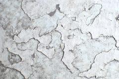 Un fondo texturizado piso blanco sucio Fotografía de archivo libre de regalías
