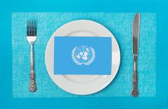 Free UN Food Program Stock Image - 92813511