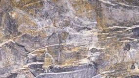 Un frammento della roccia Immagini Stock