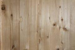 Un frammento di un legno duro di legno del pannello Fotografie Stock