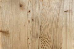 Un frammento di un legno duro di legno del pannello Fotografia Stock