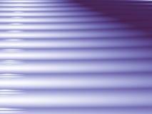 Un frattale porpora con le linee regolari che somigliano ad un corridoio o alle scale Immagini Stock