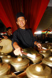 Un gamelan Photo stock