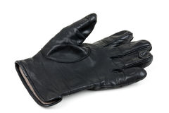 Un gant en cuir Photo stock
