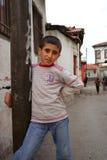 Un garçon mignon Image stock
