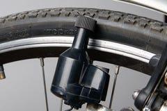 un generador de la bicicleta fotografía de archivo libre de regalías
