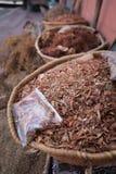 Un genre d'herbe au marché marocain de spicies Marrakech, Maroc photographie stock libre de droits
