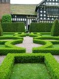 Un giardino del nodo immagini stock