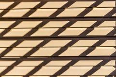 Un gioco delle ombre Fotografia Stock