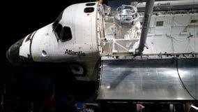 Un giorno con gli astronauti Immagini Stock