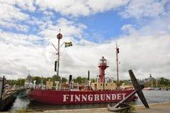 Un giorno di viaggio a Stoccolma, la Svezia Immagini Stock