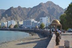 Un giorno in Muscat Fotografie Stock Libere da Diritti