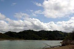 Un giorno nuvoloso Fotografia Stock Libera da Diritti