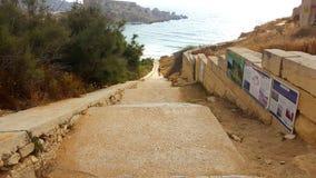 Un giorno su Malta 4 immagini stock