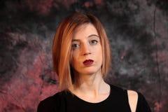 Un giovane modello Fotografie Stock Libere da Diritti