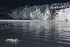 Un glacier d'Alaska Images stock