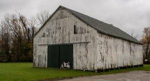 Un granaio nel Kentucky fotografia stock
