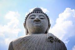 Un grand Bouddha Photos libres de droits