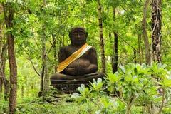 Un grand Bouddha Image stock