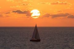 Un grand soleil de trou Photo stock
