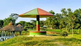 Un grande ombrello fotografia stock libera da diritti