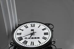 Un grande orologio Fotografia Stock