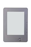 Un gris électronique compact de livre Images stock