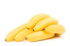Un groupe de bananes Photos libres de droits